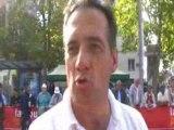 Interview deFrédéric Morlet au Paris Tours 2008
