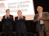 Congrès du parti socialiste : l'unité selon Guérini