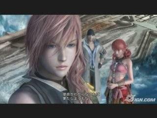 Final Fantasy XIII Trailer Audio TGS 2008
