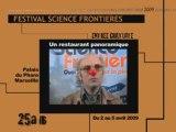 25 ème festival Science Frontières : le teaser ! 2/4
