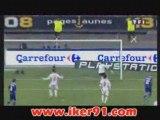 Henry 1-1 France Tunisie