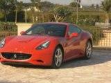 Ferrari California a Mazara del vallo
