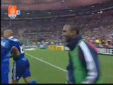 France vs Tunisie 2-1 but Henry
