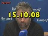 ITW de Luc Besson (15.10.08)