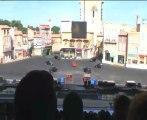 Action Moteur Stunt Disneyland Ressort Paris