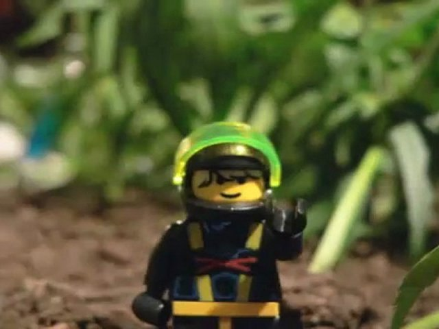LEGO film ; LOST, le perdu