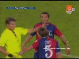 petit pont + roulettes de Ronaldinho (Cagliari - AC Milan)