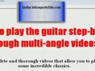 Jamorama Guitar Lessons