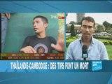 France 24 Échanges de tirs à la frontière 2