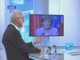 Hans-Gert Pöttering, président du Parlement européen