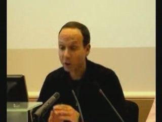 Conférence sur la crise financière : Frédéric Lordon