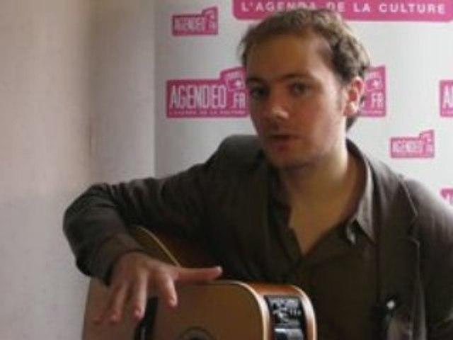 Bastien LUCAS, interview et chanson