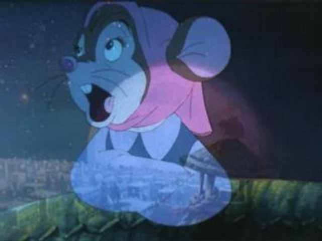 Somewhere Out There- (Fievel Singing Only)