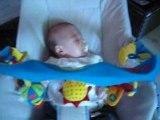 mon bébé fait dodo