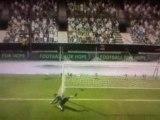 Coup franc but fifa 09 PS3