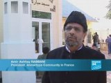 First mosque for the Ahmadis in France