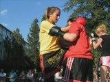 boxe thai le team muaythai-nimois