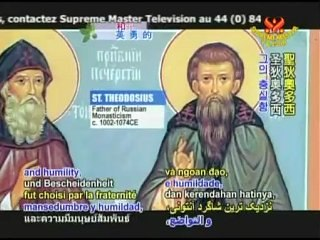 St. Anthony of the Caves of Kiev (In RUSSIAN+other subs)