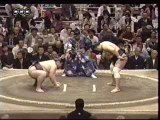 Prise de sumo: Tsuridashi