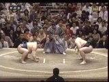 Prise de sumo: Uwatenage