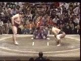Prise de sumo: Isamiashi