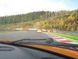 Spa-Francorchamps - Opel Speedster & Porsche 911 GT3