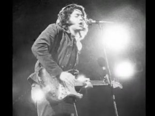 rory gallagher / I wonder who (audio)