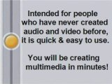 Commercial Creation Center Sample Video Combining Tools