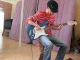 Morgan60180 [Guitare - Marilyn Manson - Sweet Dreams]