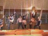 Spectacle cirque valmeinier 2008 partie 1