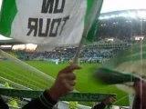 Début de match Nantes-ASSE