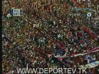 San Lorenzo 1-0 San Martin Tucuman