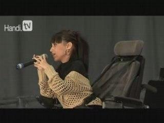 Concert de Marina R, auteur compositeur interprète