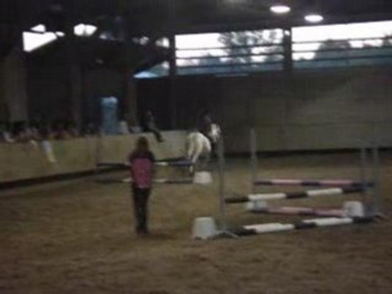ma compétition d'équitation