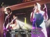 Cosmobrown popman live fleche dor