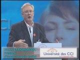 Université des CCI 2008  Strasbourg   D. ETTIGHOFFER les batailles des entreprises savantes