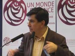 Conférence sur la crise financière : Jacques Sapir