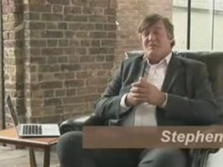 Stephen Fry & Free Software