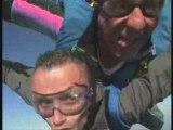tandem parachute bast 2,quel pied,la chute libre