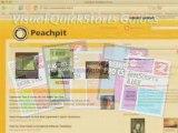 Creating a Web Site in Dreamweaver CS3 - Sample Clip 1