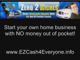 Zero 2 Riches - Make Money From Home - (Zero 2 Riches)