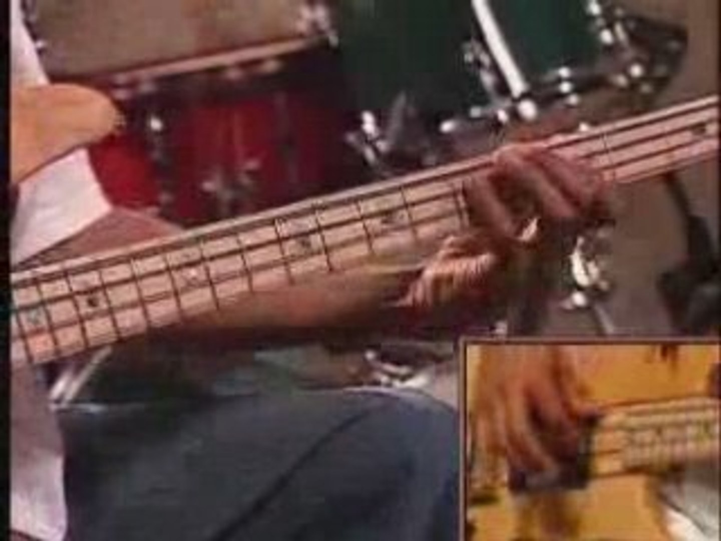 Bass lesson: Simple Hip-Hop Bass Line