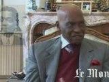 Guerre 14-18 : entretien avec Abdoulaye Wade (2/2)