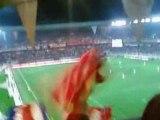 PSG-Lorient Authentiks nous sommes les ultras de la capitale