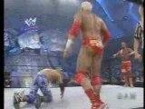 Edge & Hulk Hogan vs Billy & Chuck - Tag Team Titles Match