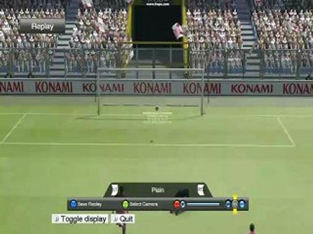 Gol incredibil ! PES9