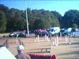 Vionie au jumping Cholet 19.10.08
