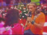 Rey Mysterio vs Edge No Way Out 2008 Build Up