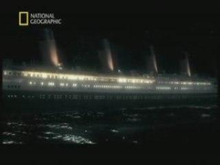 Le titanic,la minute de vérité 1/3