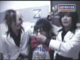 ThE GazettE & Miyavi - Tour backstage 2